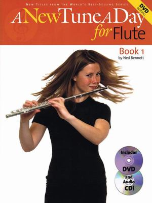 For Flute Book 1 [With CD and DVD] 9780825682124