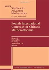ISBN 9780821850213 product image for Fourth International Congress of Chinese Mathematicians | upcitemdb.com