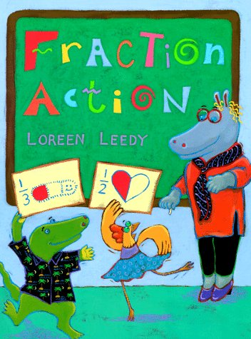 Fraction Action 9780823412440