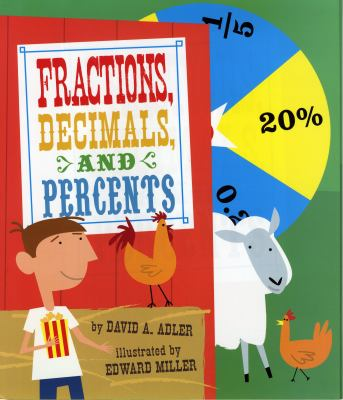 Fractions, Decimals, and Percents 9780823421992