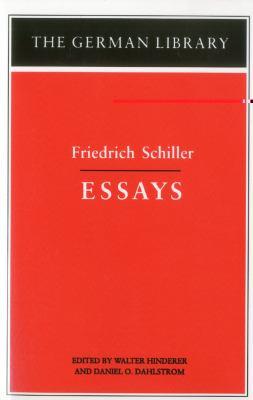 Essays: Friedrich Schiller 9780826407139
