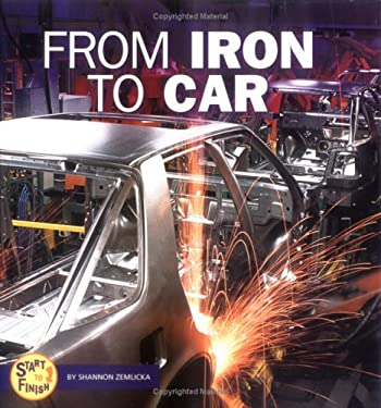 From Iron to Car 9780822509431