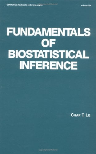 Fundamentals of Biostatistical Inference 9780824786748