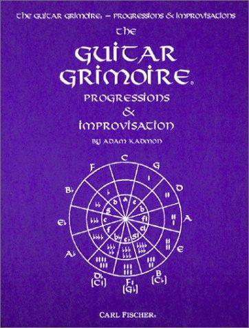 GT15 - Guitar Grimoire: Progressions & Improvisation