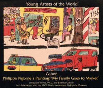 Gabon: Philippe Ngome's Painting: