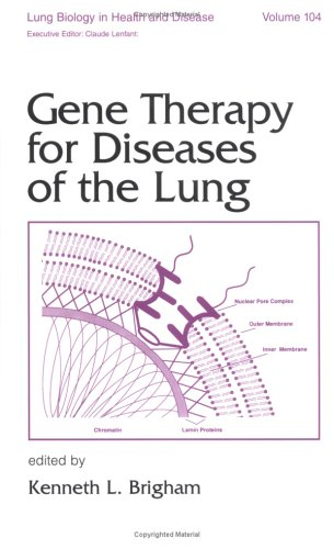 Gene Therapy for Diseases of the Lung 9780824700607