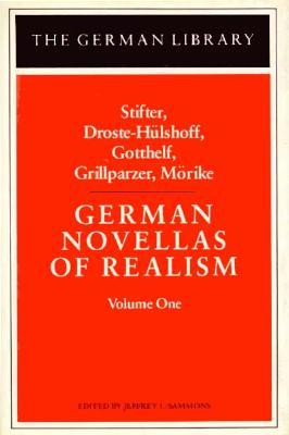 German Novellas of Realism 9780826403162