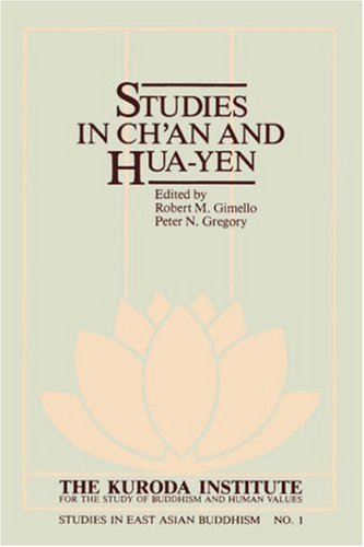 Studies in Ch'an and Hua-Yen 9780824808358