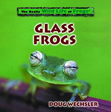 Glass Frogs 9780823958573