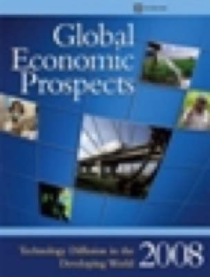 Global Economic Prospects: Technology Diffusion in the Developing World 9780821373651