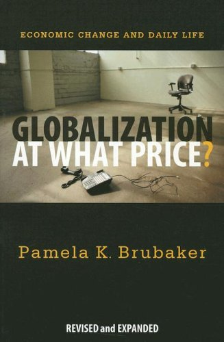 Globalization at What Price?: Economic Change and Daily Life 9780829817652