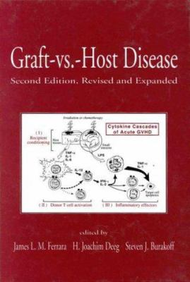 Graft-Vs.-Host Disease, Second Edition, 9780824797287