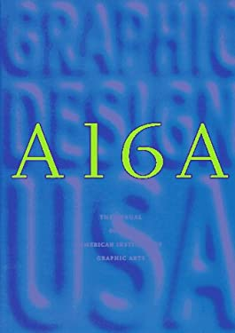 Graphic Design U.S.A., No. 16: The Annual of the America Institute of Graphic Arts 9780823063918
