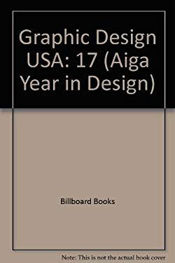 Graphic Design U.S.A., No. 17: The Annual of the American Institute of Graphic Arts 9780823065189