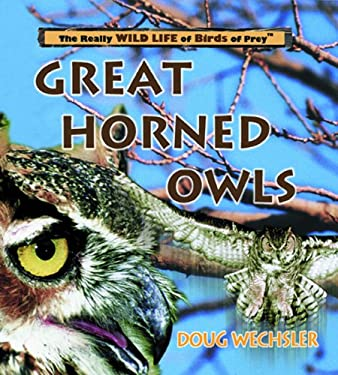 Great Horned Owls 9780823955992