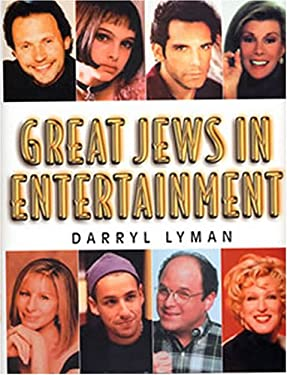 Great Jews in Entertainment 9780824604578