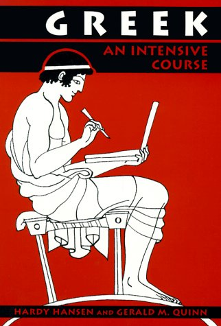 Greek: An Intensive Course 9780823216635