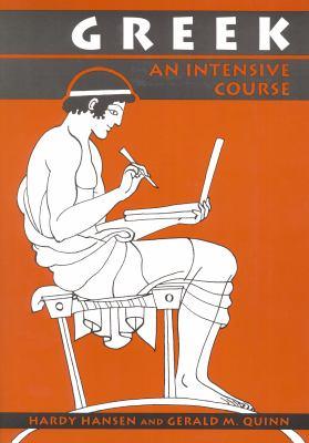Greek: An Intensive Course 9780823216642