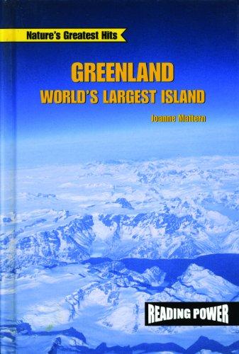 Greenland: World's Largest Island 9780823960187