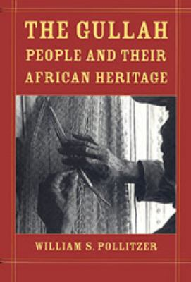 Gullah People and Their African Heritage 9780820320540