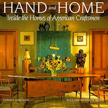 Hand and Home: The Homes of American Craftsmen 9780821225684