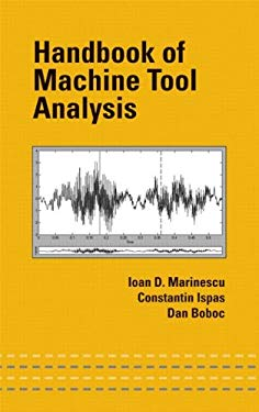 Handbook of Machine Tool Analysis 9780824707040