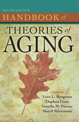 Handbook of Theories of Aging 9780826162519