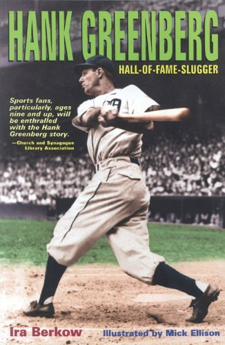 Hank Greenberg: Hall-Of-Fame Slugger 9780827606852