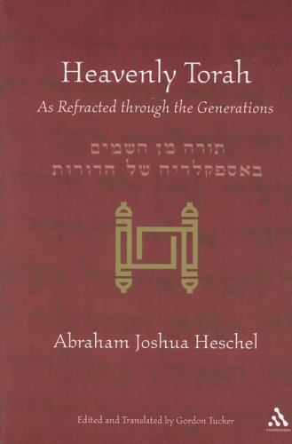 Heavenly Torah: As Refracted Through the Generations 9780826418920