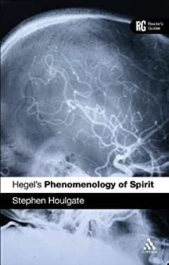 Hegel's 'Phenomenology of Spirit': A Reader's Guide 9780826485106