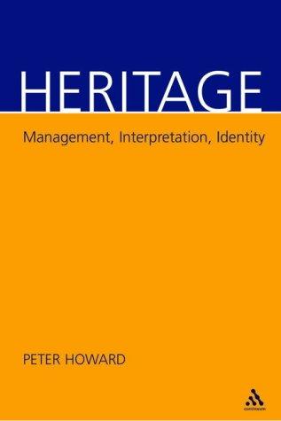 Heritage 9780826458988