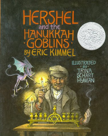 Hershel and the Hanukkah Goblins 9780823411313
