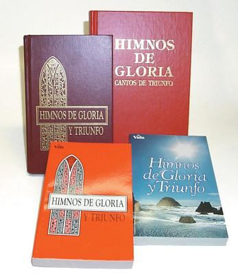 Himnos de Gloria y Triunfo.: Maroon