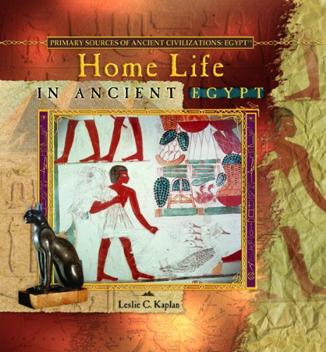 Home Life in Ancient Egypt 9780823967841