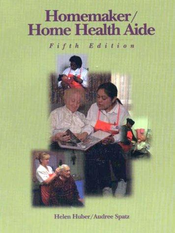 Homemaker/Home Health Aide 9780827380844