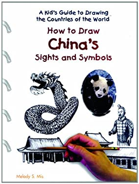 How to Draw China's Sights and Symbols 9780823966646