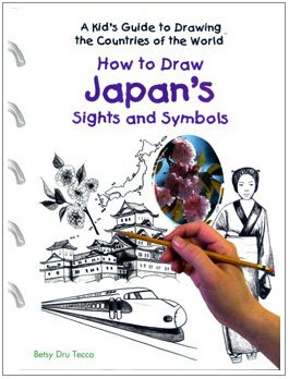 How to Draw Japan's Sights and Symbols 9780823966813