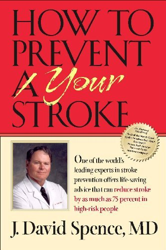 How to Prevent Your Stroke 9780826515377