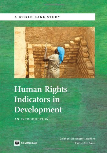 Human Rights Indicators in Development: An Introduction 9780821386040