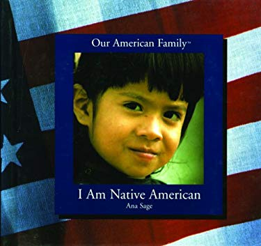 I Am Native American 9780823950140
