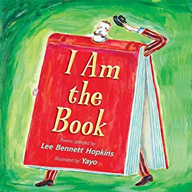 I Am the Book 9780823421190