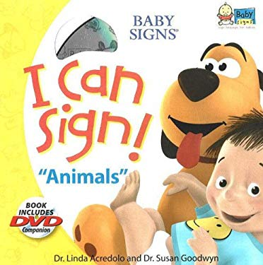 I Can Sign!: Animals [With DVD] 9780824967093