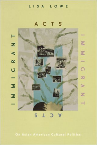 Immigrant Acts - PB 9780822318644