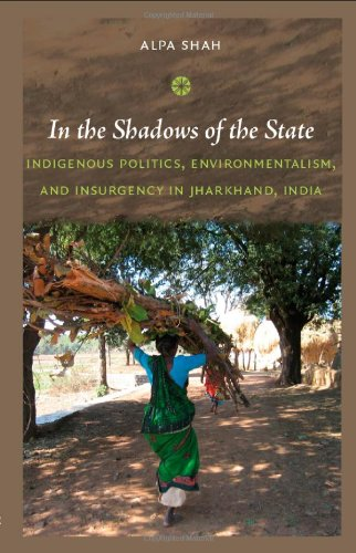 In the Shadows of the State: Indigenous Politics, Environmentalism, and Insurgency in Jharkhand, India 9780822347651