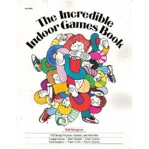 Incredible Indoor Games Book 9780822407652