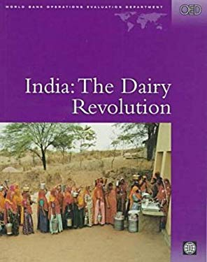 India: The Dairy Revolution 9780821342893