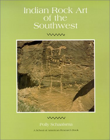 Indian Rock Art of the Southwest 9780826309136