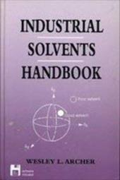 Industrial Solvents Handbook (Software) 3581221