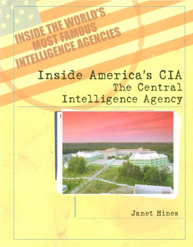 Inside America's CIA: The Central Intelligence Agency