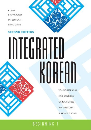 Integrated Korean: Beginning 1 9780824834401